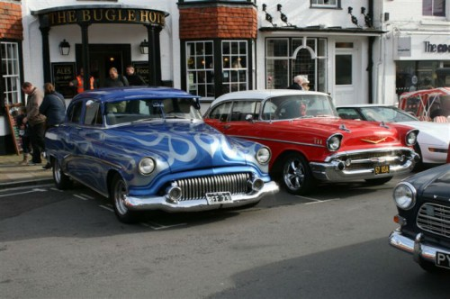 titchfield car show 008