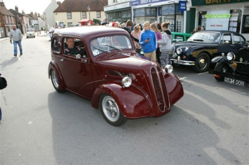 titchfield car show 010