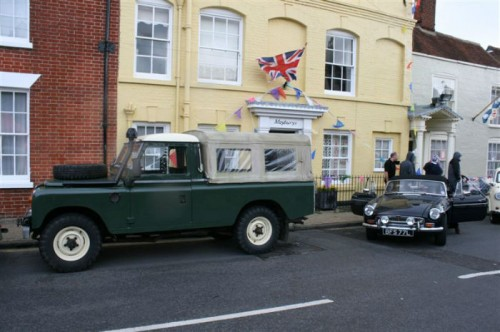 titchfield car show 021