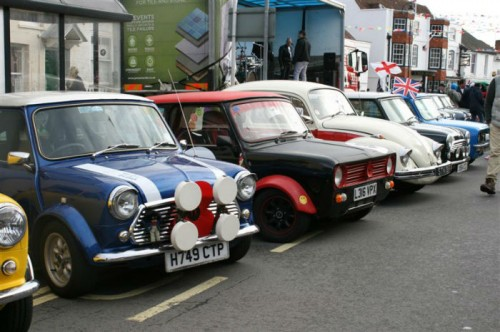 titchfield car show 029