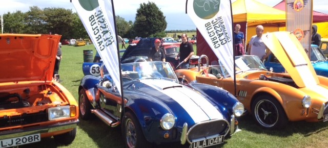 Castle Coombe Retro Day June 2014