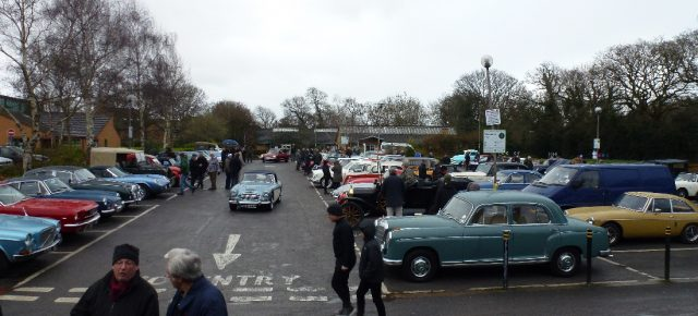 Boxing Day Meet 2017